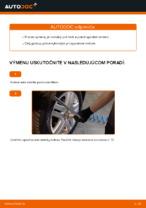 Výmena Rameno Zavesenia Kolies VW GOLF: dielenská príručka