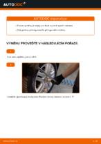 Jak vyměnit a regulovat Řídící páka zavěšení kol VW GOLF: průvodce pdf