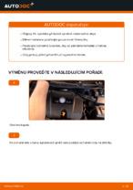 Jak vyměnit motorový olej a olejový filtr na VOLKSWAGEN GOLF IV