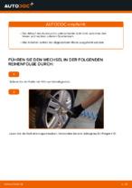 Auswechseln Dreieckslenker VW GOLF: PDF kostenlos