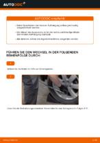Wie Sie die hinteren Fahrwerksfedern am VOLKSWAGEN GOLF V (1K) ersetzen