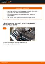 Wie Sie die hinteren Bremsbeläge am VOLKSWAGEN GOLF IV ersetzen