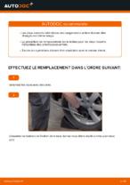Comment remplacer les ressorts de suspension arrière sur une VOLKSWAGEN GOLF V (1K)