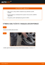 Ako vymeniť pružiny zadného zavesenia kolies na VOLKSWAGEN GOLF V (1K)