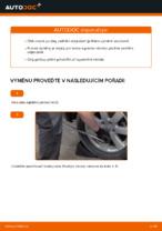 Jak vyměnit pružiny zadního zavěšení kol na VOLKSWAGEN GOLF V (1K)