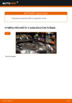 Jak vyměnit ozubený klínový řemen motoru na VOLKSWAGEN GOLF V