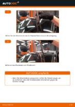 OXIMO WU500 für Golf V Schrägheck (1K1) | PDF Handbuch zum Wechsel