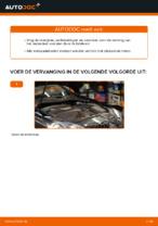 VW GOLF stapsgewijze handleidingen over onderhoud