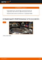 Jak wymienić filtr powietrza silnika w VOLKSWAGEN GOLF V