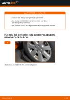 VW GOLF V (1K1) Spurstangengelenk ersetzen - Tipps und Tricks