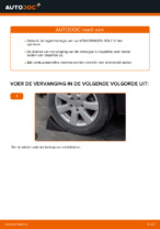 Wiellagerset vervangen VW GOLF: gratis pdf