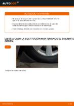 VW GOLF manual de solución de problemas