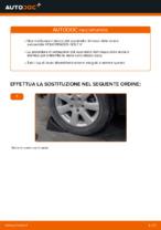 Sostituzione Cuscinetto mozzo ruota VW GOLF: pdf gratuito