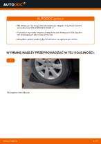 Wymiana Łożysko koła VW GOLF: instrukcja napraw