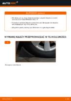 części zamienne VW Golf V Hatchback (1K1) | PDF Poradnik do naprawy