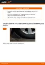 SKF VKBA 6556 für AUDI, SEAT, SKODA, VW | PDF Handbuch zum Wechsel