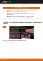 Auswechseln Scheibenbremsbeläge FIAT 500: PDF kostenlos