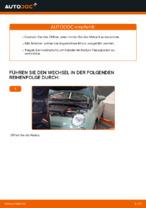 Motorölfilter auto ersatz austauschen: Online-Anleitung für FIAT 500