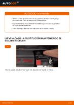 Reemplazar Juego de pastillas de freno FIAT 500: pdf gratis