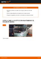 Tutorial de reparación y mantenimiento de FIAT 500