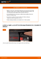 FIAT 500 manual de solución de problemas