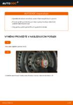 Jak vyměnit válec zadní bubnové brzdy na FIAT PUNTO 188