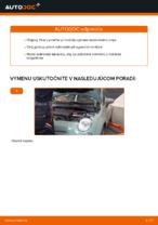 Dielňa príručka pre Fiat 500 L