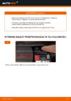 Kiedy wymienić Zestaw klocków hamulcowych FIAT 500 (312): pdf poradnik