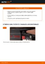 PDF návod na výmenu: Brzdové doštičky FIAT 500 (312) zadné a predné
