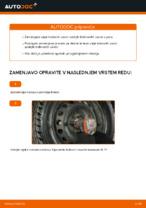 FIAT navodila za uporabo na spletu