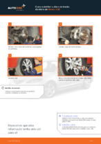 Descubra o nosso tutorial detalhado sobre como solucionar o problema do Discos de freio traseira e dianteiro MAZDA