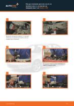 Окачване, Носачи ръководство за смяна и ремонт с илюстрации