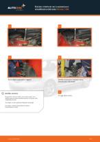 MAZDA - remondi käsiraamatud koos illustratsioonidega