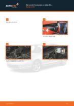 Kā nomainīt motoreļļu un eļļas filtru Mazda 3 BK