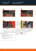 MAZDA - javítási kézikönyvek illusztrációkkal