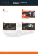MAZDA 3 Olajszűrő cseréje : ingyenes pdf