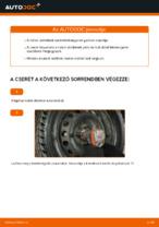 FIAT - javítási kézikönyvek illusztrációkkal