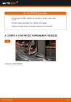 TOYOTA AYGO (WNB1_, KGB1_) Olajszűrő beszerelése - lépésről-lépésre útmutató