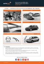 MAZDA lietošanas pamācība pdf