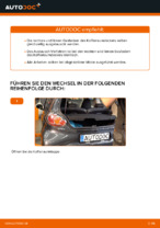 TOYOTA AYGO (WNB1_, KGB1_) Kofferraum Stoßdämpfer: Kostenlose Online-Anleitung zur Erneuerung