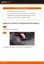 TOYOTA - priročniki za popravilo z ilustracijami