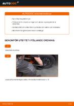 Bilmekanikers rekommendationer om att byta TOYOTA Toyota Aygo ab1 1.4 HDi Huvudstrålkastare