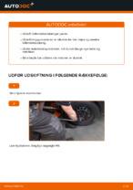 Hvornår skal Styrekugle skiftes TOYOTA AYGO (WNB1_, KGB1_): vejledning pdf