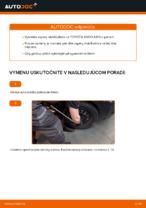 Objavte náš podrobný návod, ako vyriešiť problém s predné vpravo Vzpera stabilizátora TOYOTA