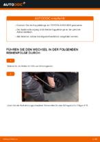 Wie hinten links Pendelstütze tauschen und einstellen: kostenloser PDF-Tutorial