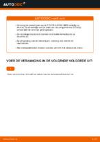 Remschijven vervangen: pdf instructies voor TOYOTA AYGO