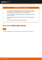 Montare Discuri frana TOYOTA AYGO (WNB1_, KGB1_) - tutoriale pas cu pas