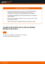 NIPPARTS J3312042 für AYGO (WNB1_, KGB1_) | PDF Handbuch zum Wechsel