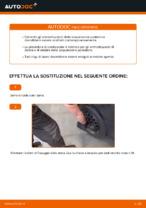 TOYOTA AYGO (WNB1_, KGB1_) Ammortizzatori sostituzione: tutorial PDF passo-passo