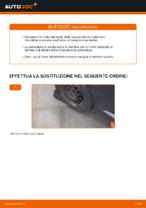 Istruzioni gratuite online su come rinnovare Molla sospensione autotelaio TOYOTA AYGO (WNB1_, KGB1_)